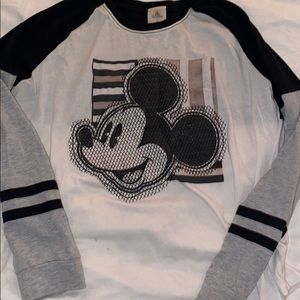 Mickey long sleeve shirt